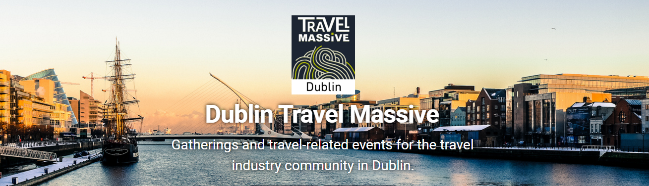 Travel Massive: Gatherings and travel-related events for the travel industry community in Dublin