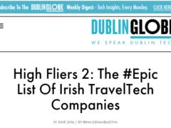 Dublin globe cover