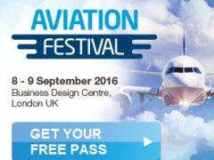 Aviation Festival banner - 8-9 Sep 2016, Business Design Centre, London, UK
