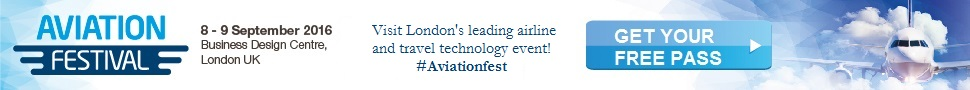 Aviation Festival banner - 8-9 Sep 2016, Business Design Centre, London, UK